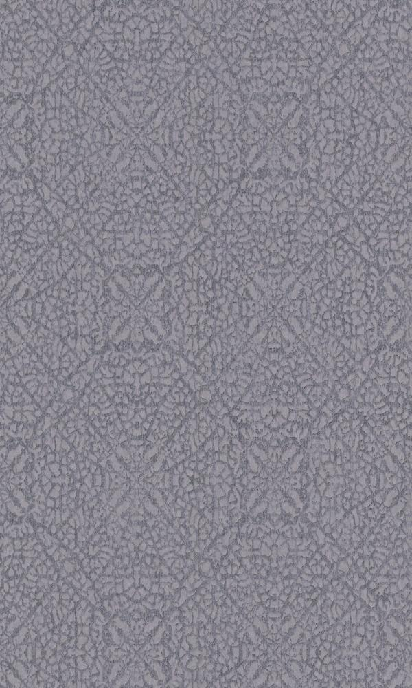 Indigo Abstract Medallion- Wallpaper 226316