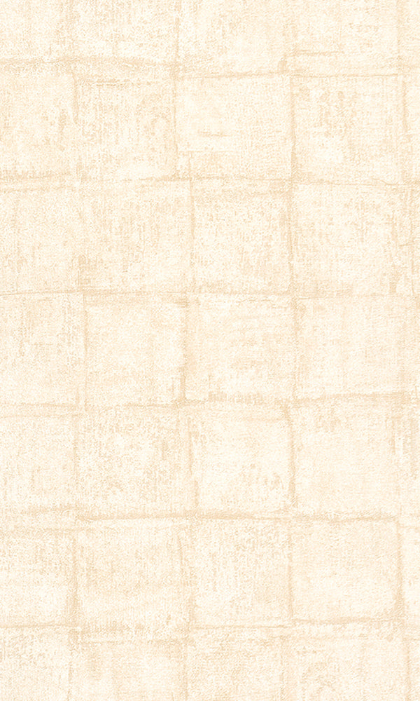 Casual Sand Realistic Fabric Grid 30415