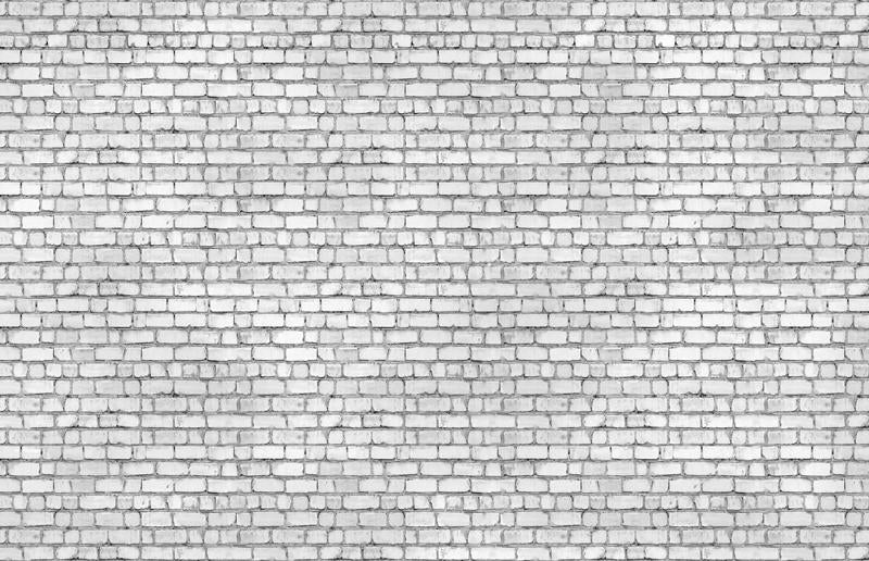 Structures White Bricks Wallpaper 372236