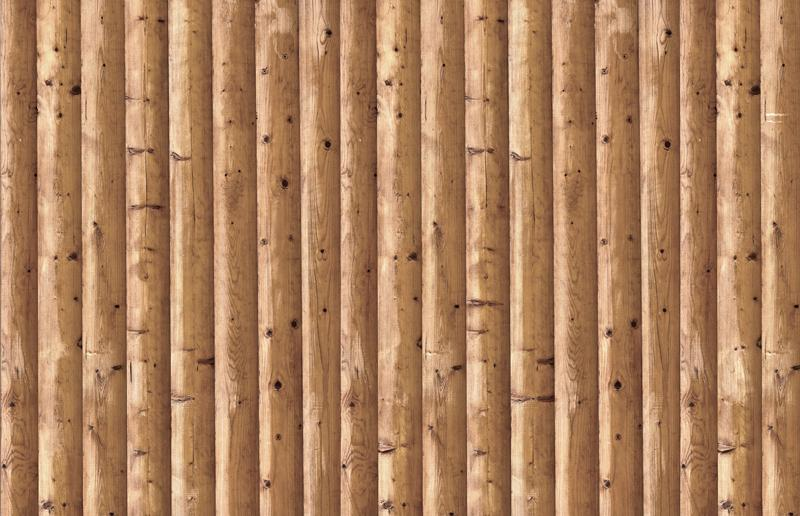 Structures Big Wooden Poles Wallpaper 372242