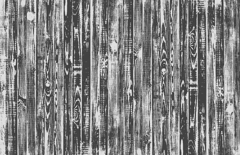Structures Drawn Wood Dark Wallpaper 372250
