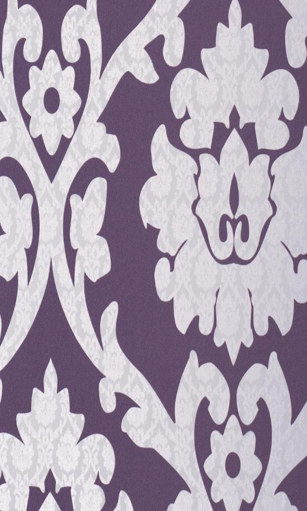 Brocante Plush Wallpaper 45945