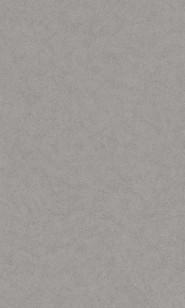 Texture Stories Medium Grey Smooth Wallpaper 49350