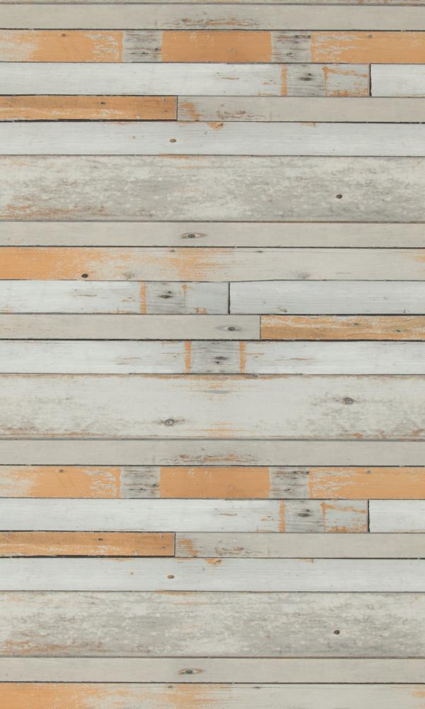 More Than Elements Washed Wood Wallpaper 49772