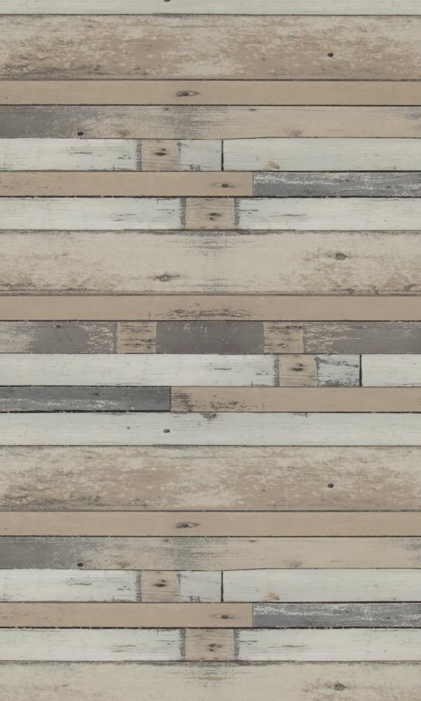 More Than Elements Washed Wood Wallpaper 49774