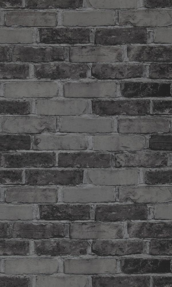 More Than Elements Running Bond Brick Wallpaper 49783