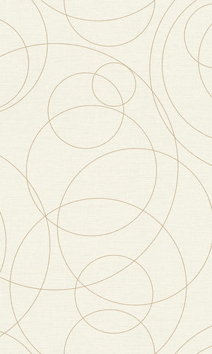 Modern Motifs 2.0 White Color Blocked Circles 533002