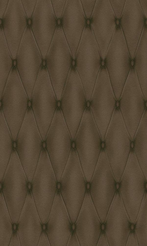 Cosmopolitan Tufted Leather Wallpaper 576214