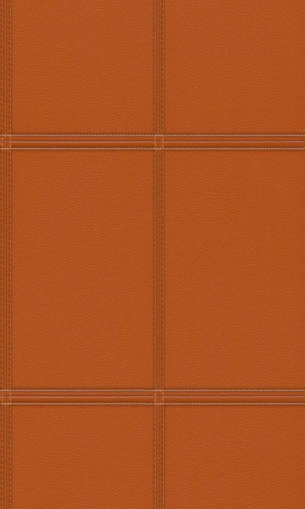 Cosmopolitan Stitched Leather Panels Wallpaper 576498