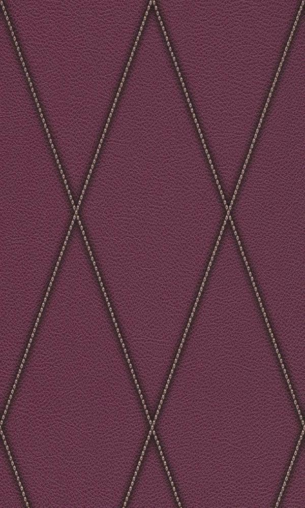 Cosmopolitan Diamond Leather Wallpaper 576580