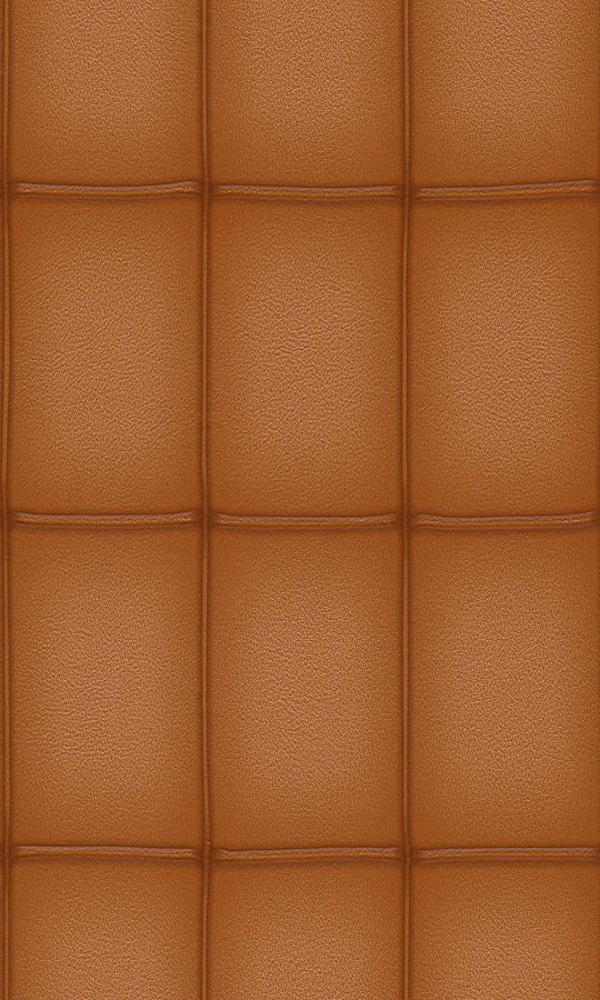 Cosmopolitan Embossed Leather Panels Wallpaper 576603
