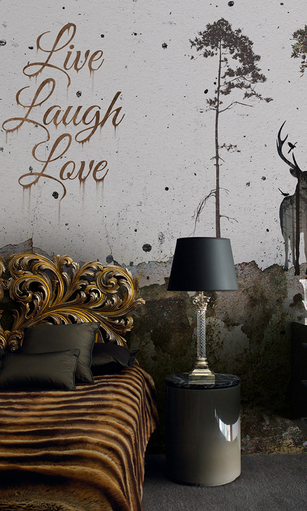 Windmill Avenue Live Laugh Love Wallpaper 6332010