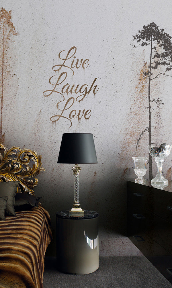 Windmill Avenue Live Laugh Love Wallpaper 6332032