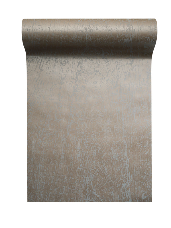 faux metallic wallpaper