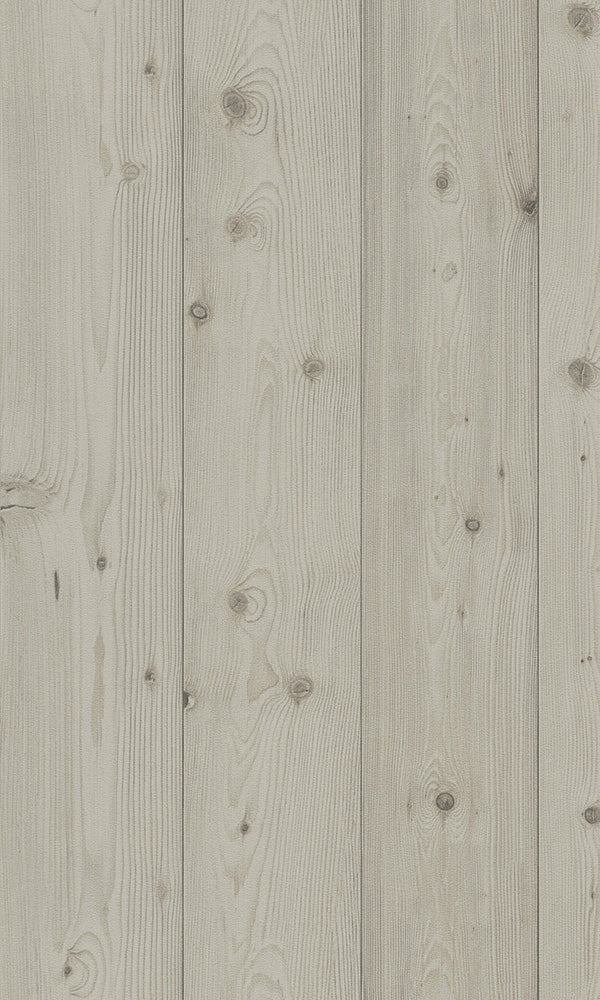 Modern Motifs 2.0 Grey Raw Smooth Wooden Planks 664508