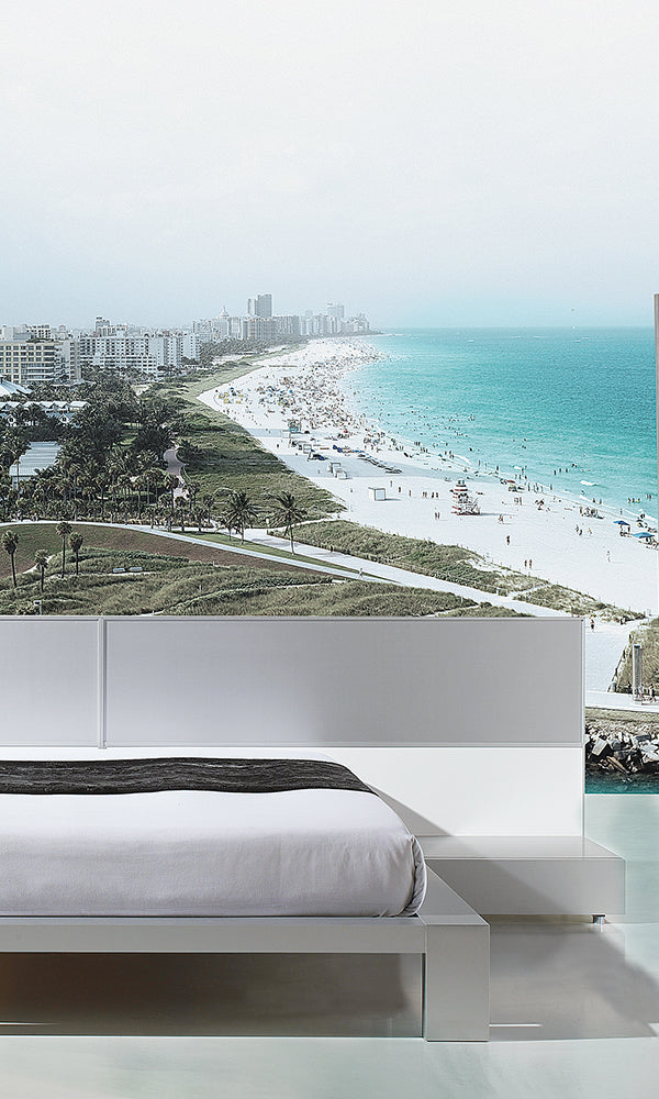 City Love Miami Beach Wallpaper CL18A