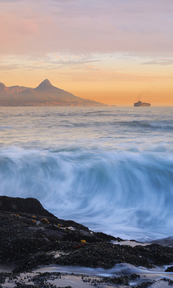 City Love Cape Town Waters Wallpaper Cl64a Prime Walls Us