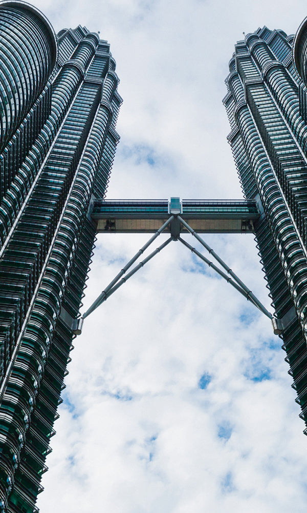 City Love Kuala Lumpur Towers Wallpaper CL95A