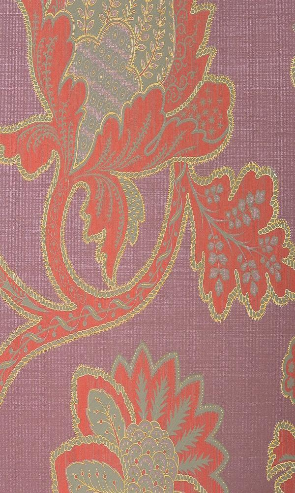 Courtesan Flourish Wallpaper COU107