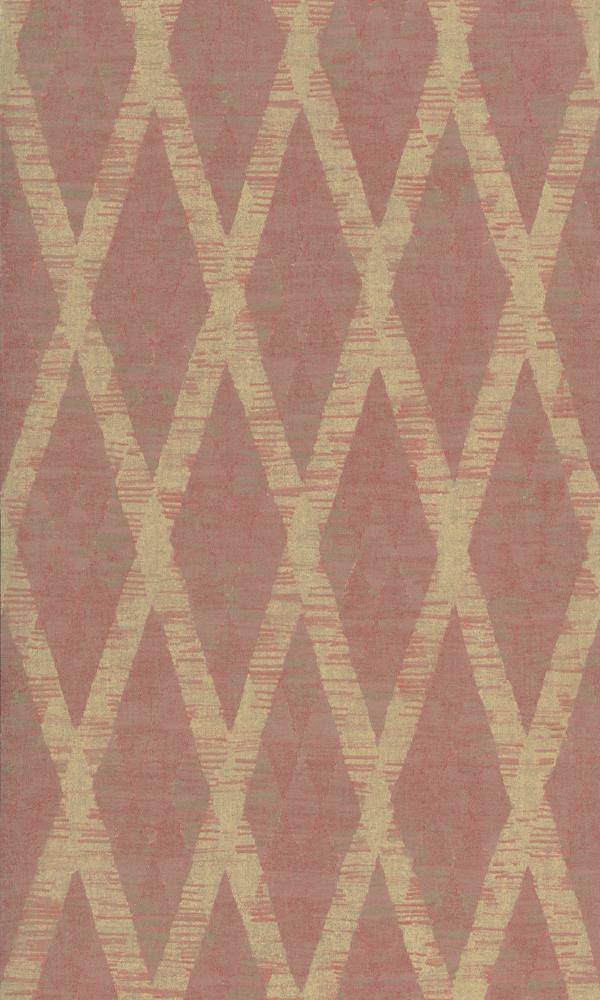 Damascus Rustic Diamonds Wallpaper DAM602