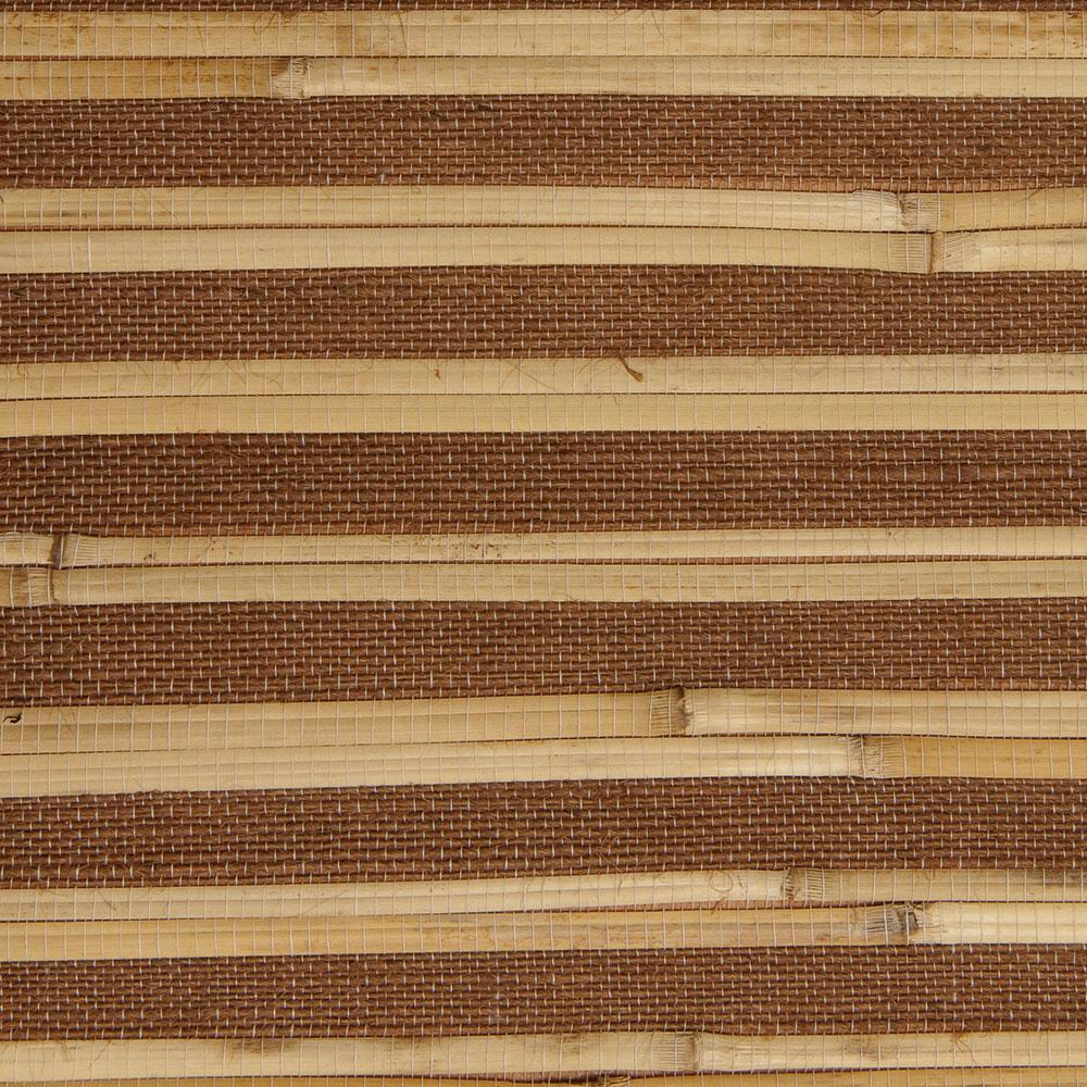 Grasscloth 2016 Bamboo Stack Wallpaper GPW25-502