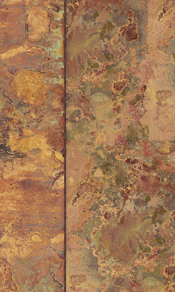 Muance Orange Patina Glaze MU11030