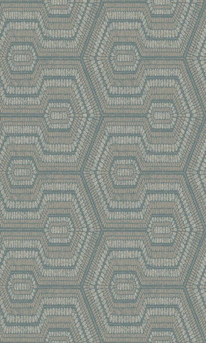 Bohemian Looped Beads Wallpaper SP18252