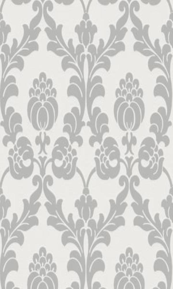 Plaisir 2015  Blossoming Damask Wallpaper 725896