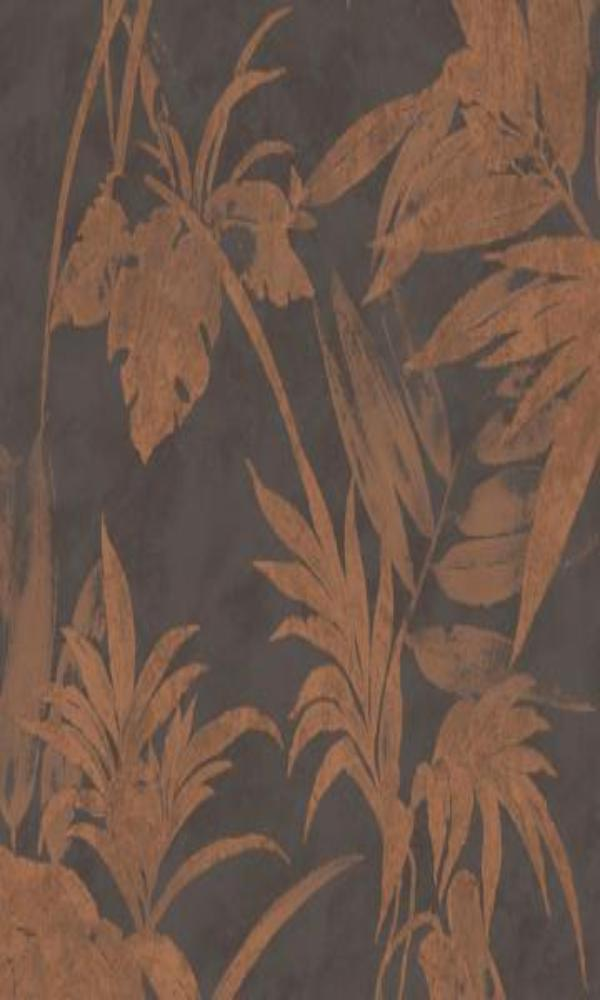 Splendour Guilded Floral Wallpaper NL01124