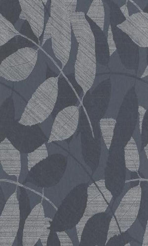 Indigo Swift Leaves Wallpaper 226705