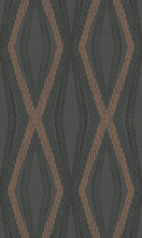 Modern Motifs Static Chain Wallpaper OR3003