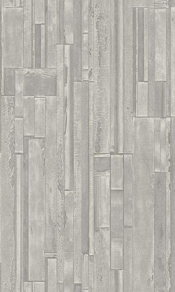 Titanium Weathered Wooden Planks RM41108