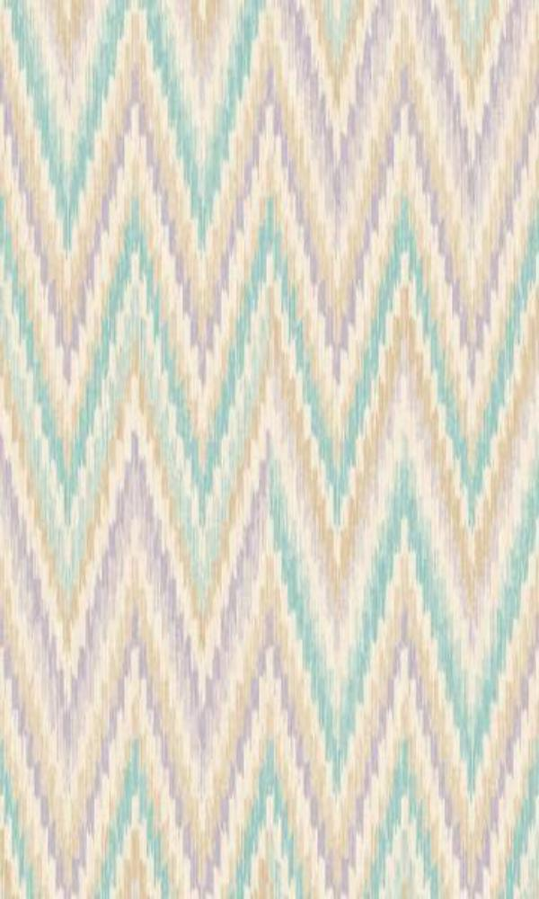 Modern Motifs Scratched Zigzag Wallpaper OR3103