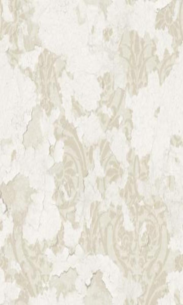 Precious Elements Floral Stucco Wallpaper NH30100