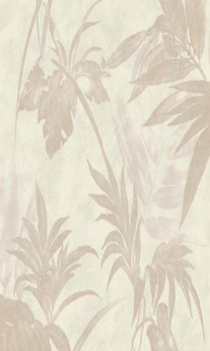 Splendour Guilded Floral Wallpaper NL01045