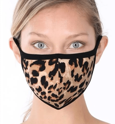Cotton Face Mask-Solids & Patterns ${variant_title} - Sassy & Southern - Face Masks, masks