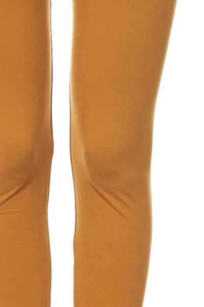 Solid Super Soft Full Length Ankle Leggings in MULTIPLE COLORS in REGULAR & PLUS SIZES - Sassy & Southern