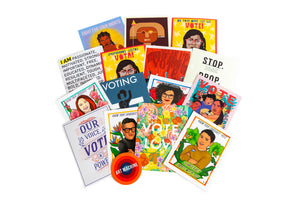 POWER TO THE POLLS MINI PACK