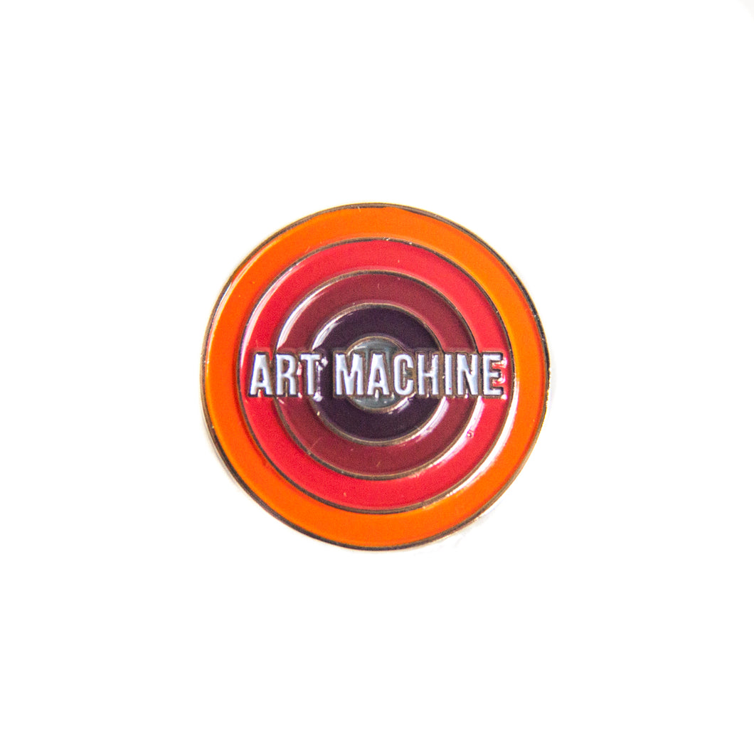 ART MACHINE PIN