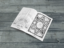 BE WELL COLORING BOOK