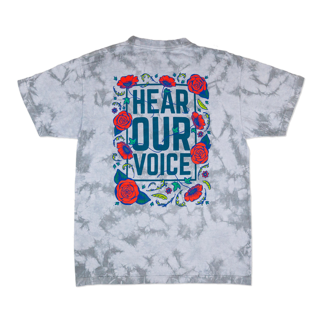 NEW! HEAR OUR VOICE T-SHIRT