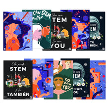 NEW! SHE CAN STEM POSTER PACK