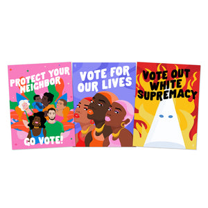 NEW! VOTE FOR OUR LIVES POSTER PACK