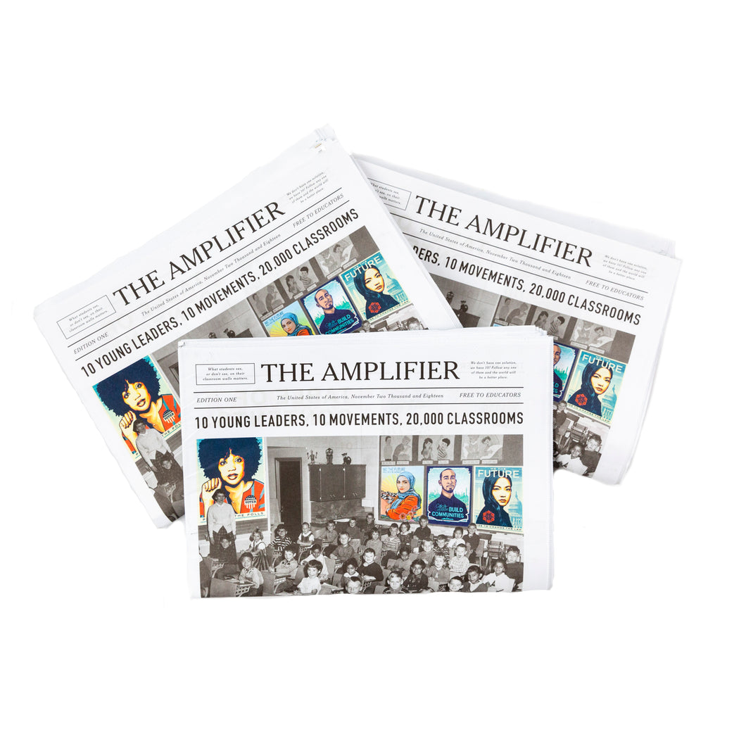 THE AMPLIFIER: EDITION ONE
