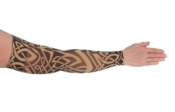 LympheDIVAS Celtic 30-40 mmHg Armsleeve