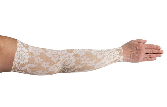 LympheDIVAS Darling Tan 30-40 mmHg Armsleeve