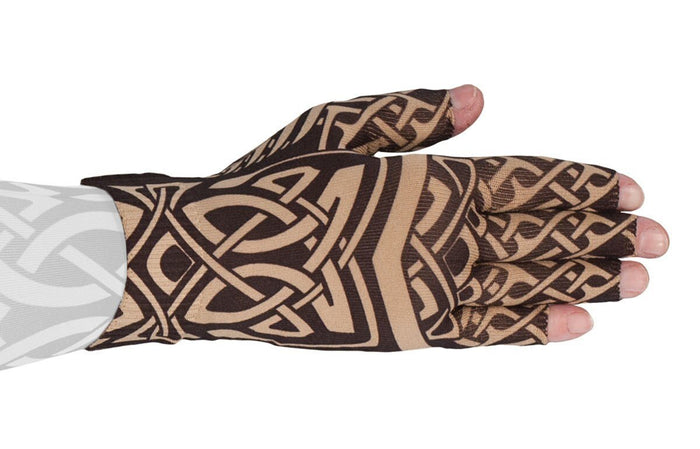 LympheDIVAS Celtic 30-40 mmHg Glove