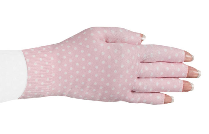 LympheDIVAS Diva Dots 20-30 mmHg Glove