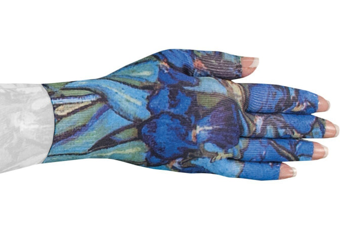 LympheDIVAS Irises 30-40 mmHg Glove