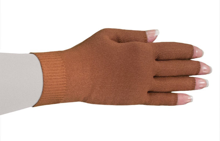 LympheDIVAS Mocha 20-30 mmHg Glove
